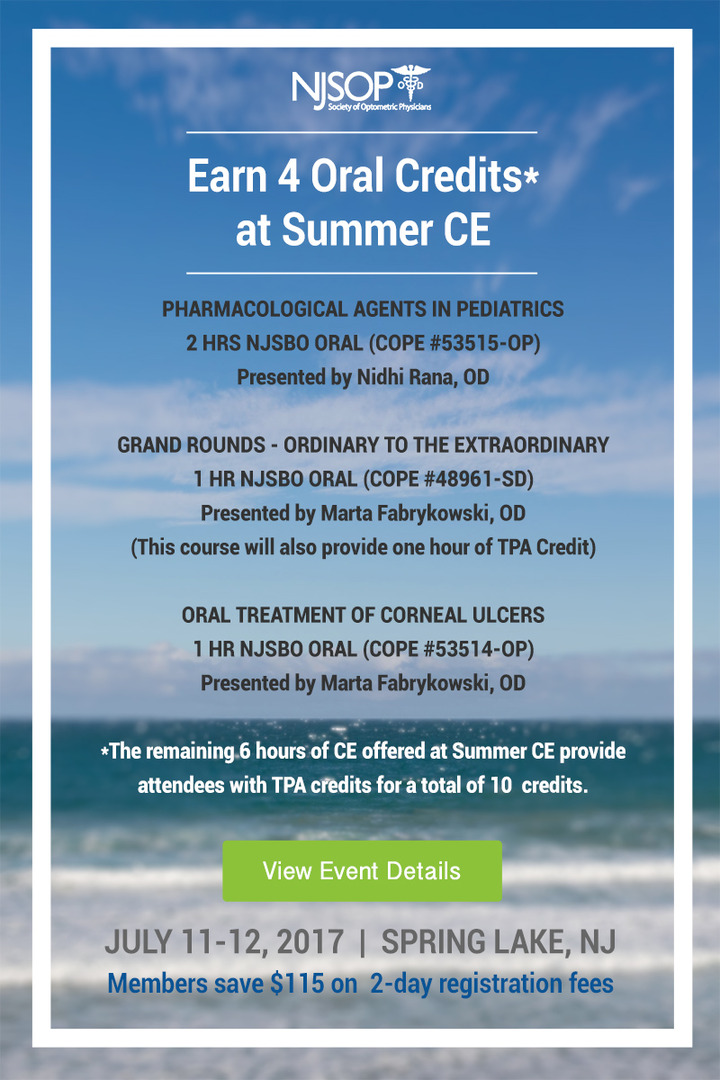 Summer CE June 1 Eblast